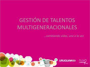 Tupperware - Congreso, Recursos Humanos, Uruguay