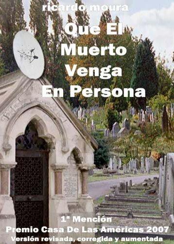 Muerto Venga En Persona - nuestra imagen