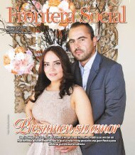 Dania Alejandra Osuna Capuchino y Jorge Israel ... - Frontera