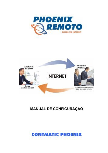 Manual Phoenix Remoto 3 - Contmatic Phoenix