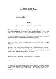 Direitos Humanos e a Construção de uma Ética Militante (pdf)