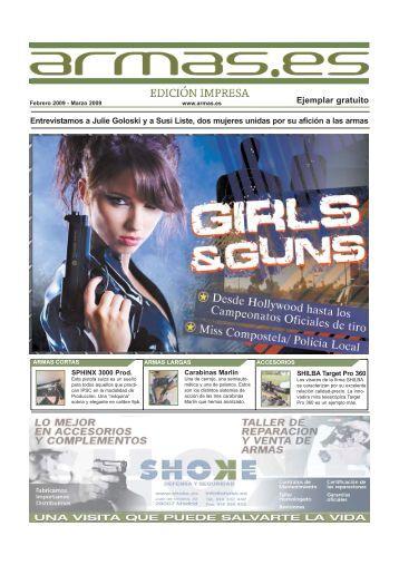 Ejemplar gratuito - Armas.es
