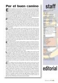 Revista Nº 112 - Real Federación Española de Fútbol - Page 3