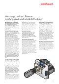 weißhaupt purflam - Ruhland GmbH - Seite 5