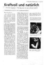 Bericht Westfalen-Blatt 4.7.2011 - ams