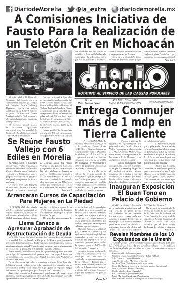 Su mejor intérprete - La Extra / Diario de Morelia / Noticias Morelia ...