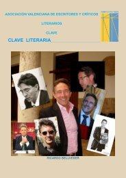asociación valenciana de escritores y críticos literarios clave