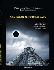 Oda Solar al Pueblo Maya. - Red de Pueblos Indígenas Pacífico ...
