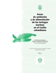 TORTUGAS 191006.pmd - Ministerio de Ambiente, Vivienda y ...