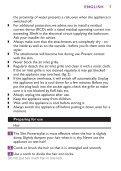 Slim Powerstylist - Philips - Page 7