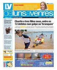 Charlín e tres fillos seus, entre os 12 detidos nun golpe ao ... - Galiciaé