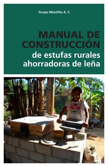 MANUAL DE CONSTRUCCIÓN - Grupo Mesófilo AC