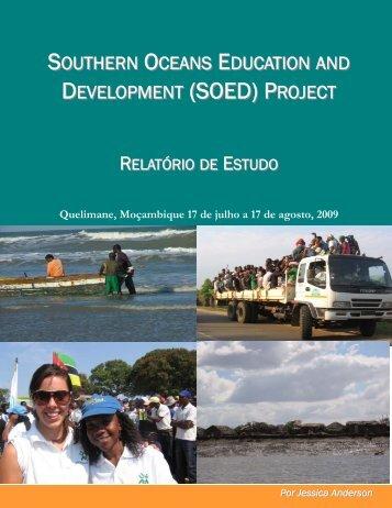 Relatório de Estudo, 2009