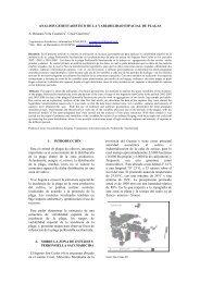 ANALISIS GEOESTADISTICO DE LA VARIABILIDAD ESPACIAL DE ...