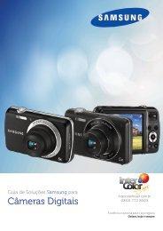Câmeras Digitais - Inter Color Distribuidora