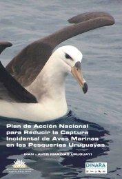 PAN - Aves Marinas - Dirección Nacional de Recursos Acuáticos