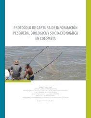 Protocolo de toma de información pesquera, biológica y