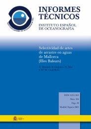 Texto completo (pdf) - El Instituto Español de Oceanografía