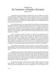 De Temerario y Rebelde a Discípulo - the Jack Schisler Story