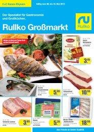 Rullko Großmarkt