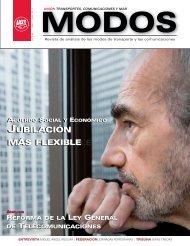 Revista Modos_14 - TCM-UGT