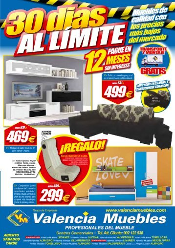 Revista el mueble pdf top revista mum with revista el for Muebles gratis valencia