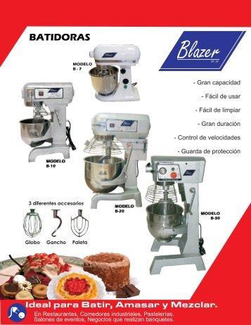 BATIDORAS - Refrigeracion FDH