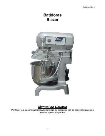 Batidoras Blazer - Cooking Depot