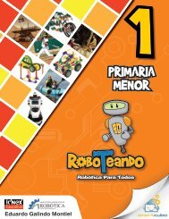 Preview Roboteando Primaria menor - Smart Cubo