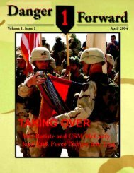 TAKING OVER - Fort Riley, KS - U.S. Army
