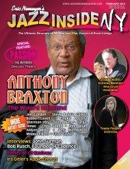 February 2010 issue - Jazz Singers.com