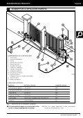 accionador hidráulico para puertas batientes manual ... - portogama - Page 7