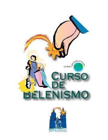 curso basico de belenismo - Belenistas de la Isla