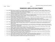 RIONEGRO LIBRO 45 DE BAUTISMOS