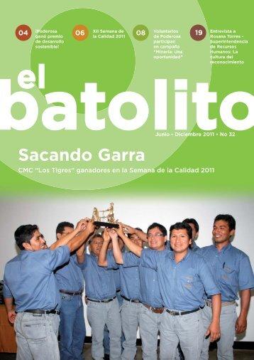 BATOLITO 32.indd - Poderosa