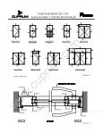 """SOLUCIONES TIPICAS PUERTA BATIENTE DE 1.750"""" - Cuprum - Page 4"""