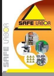 Descargar catálogo SAFELABOR (pdf, 3113 Kbytes)