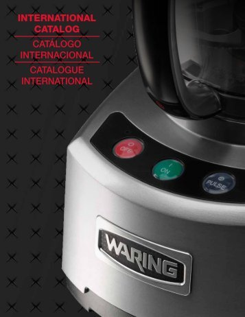 InternatIonal Catalog CATÁLOGO INTERNACIONAL CATALOGUE ...