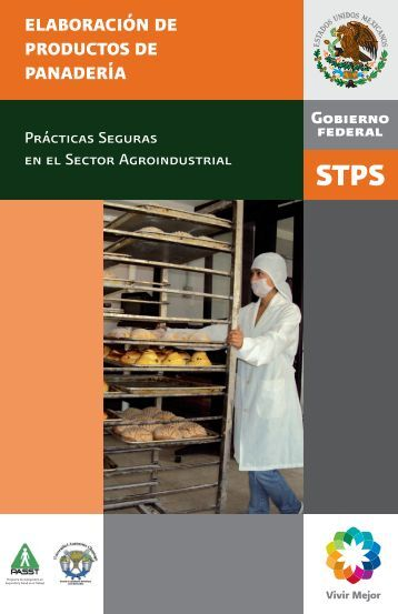 Elaboración de Productos de Panadería - Secretaría del Trabajo y ...