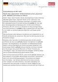 Pressemappe 2011 - ROLEC Gehäuse-Systeme GmbH - Seite 3