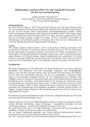 Buchbeitrag - AMS Software Gmbh