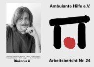Arbeitsbericht Nr. 24 Ambulante Hilfe e.V. - Ambulante Hilfe Stuttgart