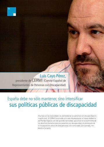 Entrevista a Luis Cayo Pérez - Convención Internacional sobre ...