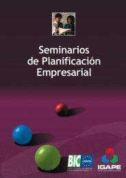 Seminarios de Planificación Empresarial - BIC Galicia