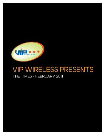 2.11 the times - Vip Wholesale