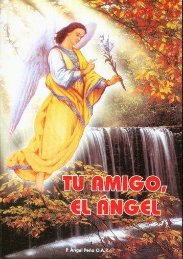 TU AMIGO EL ANGEL - Revelaciones Marianas
