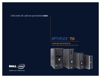 OPTIPLEX™ 755 - Dell