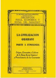 La Civilización Guaraní