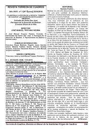 Revista Torreón Cuadros Nº 3 - Ayuntamiento de Bedmar y Garcíez