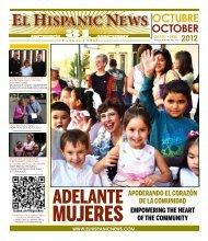 El Hispanic News Octubre